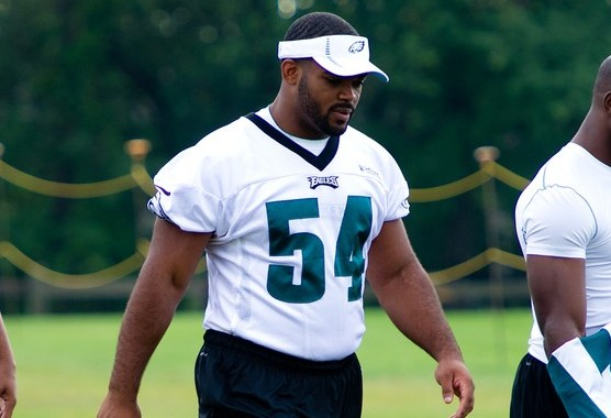 Philadelphia Eagles defensive end Brandon Graham