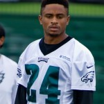 Philadelphia Eagles cornerback Nnamdi Asomugha