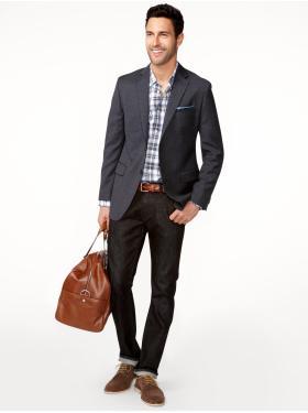 Cocktail dress code man