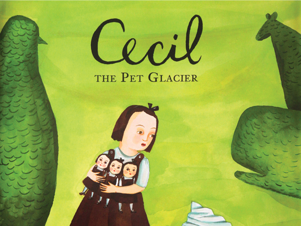 Cecil the Pet Glacier