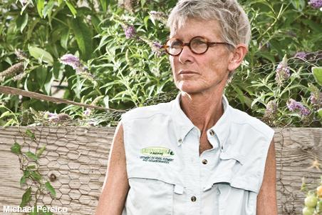 Greensgrow founder Mary Seton