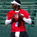 Philadelphia Eagles quarterback Michael Vick