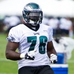 Philadelphia Eagles DE Phillip Hunt