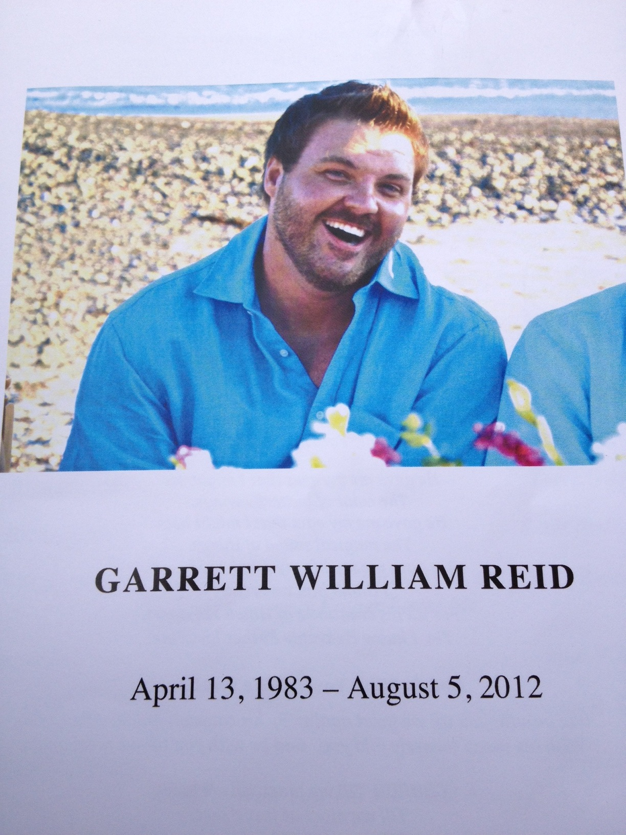 Garrett Reid