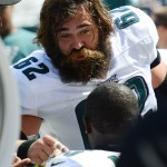 Philadelphia Eagles center Jason Kelce
