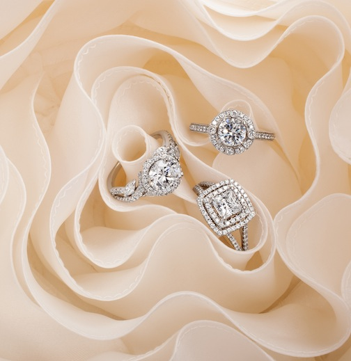 Monique Lhuillier Launches Wedding Jewelry For Blue Nile