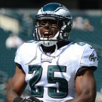 Philadelphia Eagles RB LeSean McCoy.