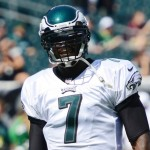 Philadelphia Eagles QB Michael Vick.
