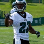 Philadelphia Eagles cornerback Brandon Boykin.