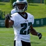 Philadelphia Eagles cornerback Brandon Boykin.