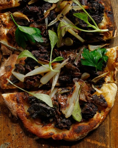 Lemon Hill Flatbread - Photo by Jason Varney