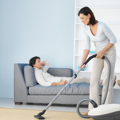 Ladies, Just Do All The Housework Yourself And You Won't Get Divorced, Says Study