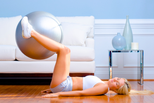 Circuit Exercises That'll Whip You Into Bridal Shape