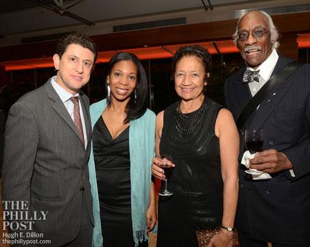 James Earl Jones Honored at Marian Anderson Awards Gala