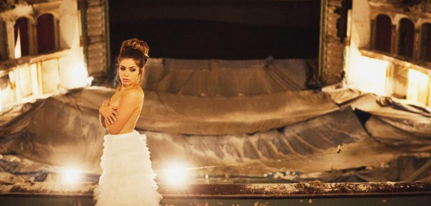 Dollface Studio Pop-up Boudoir Shoots at Philly's Metropolitan Opera House This Saturday