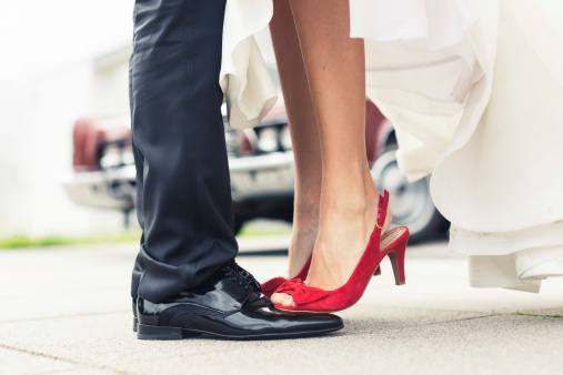 Bride-to-be Blogger Carly: How Do I Find My Wedding Shoes When I Hate Shoe Shopping?