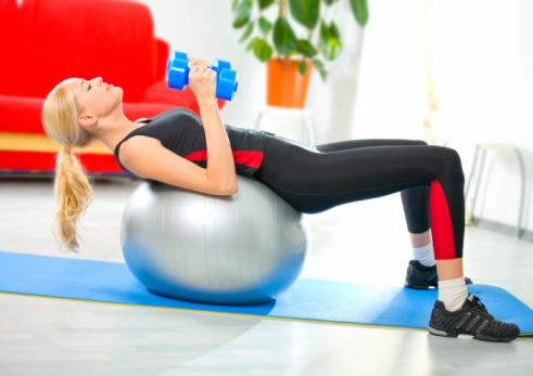 Bridal Fitness: 3 Pieces of Exercise Equipment You Need For An At-Home Gym