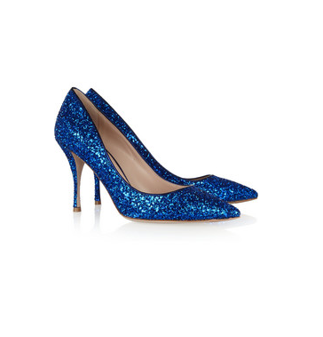 PHOTOS: 11 Blue Shoes That Should Totally Be Your Something Blue