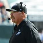 Philadelphia Eagles Head Coach Andy Reid.
