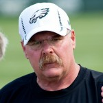Philadelphia Eagles head coach Andy Reid
