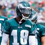 Philadelphia Eagles wide receiver Jeremy Maclin