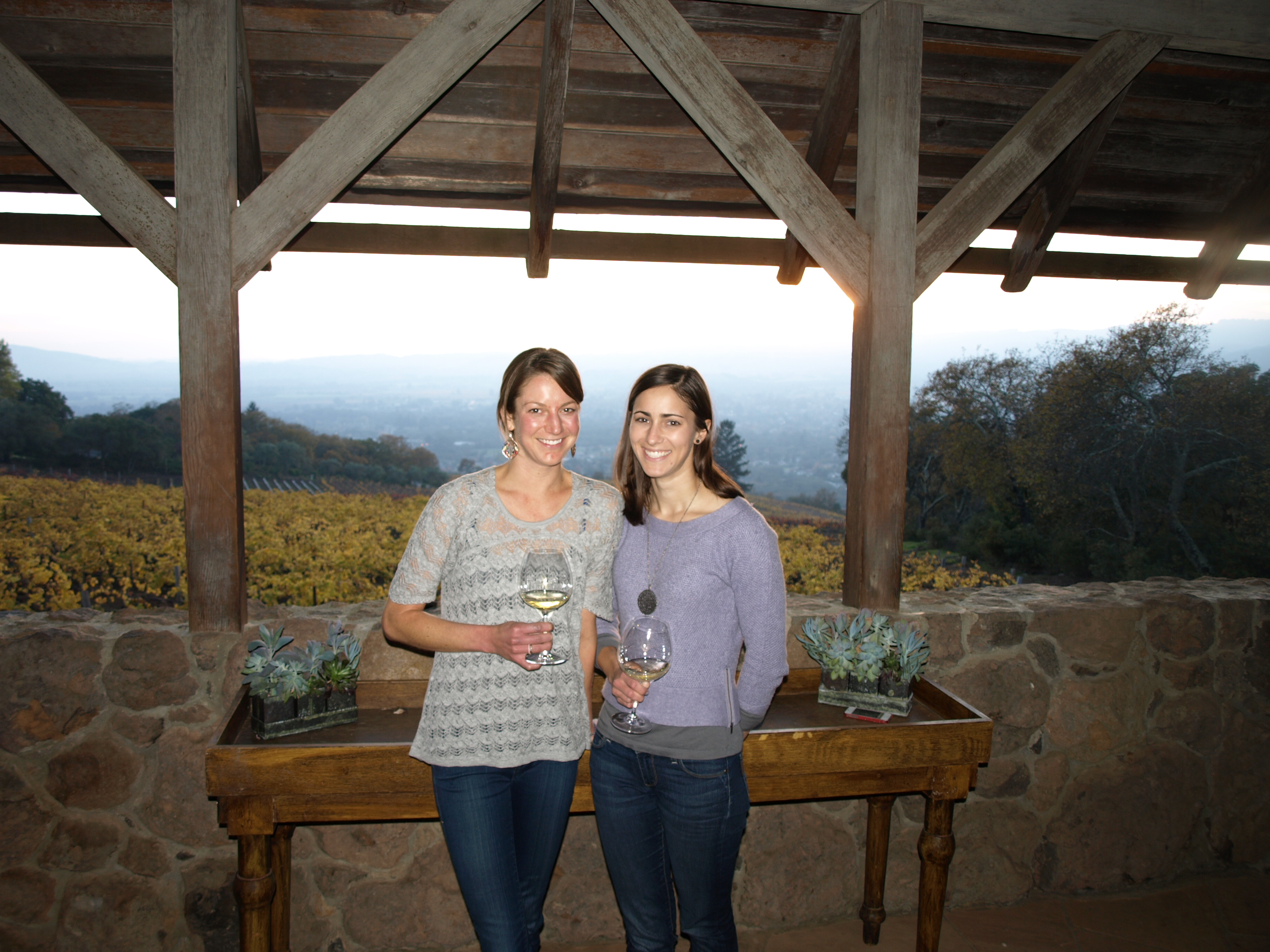 Bride-to-be Blogger Kristy: How My Sister Is Making Our Wedding-Day Wine