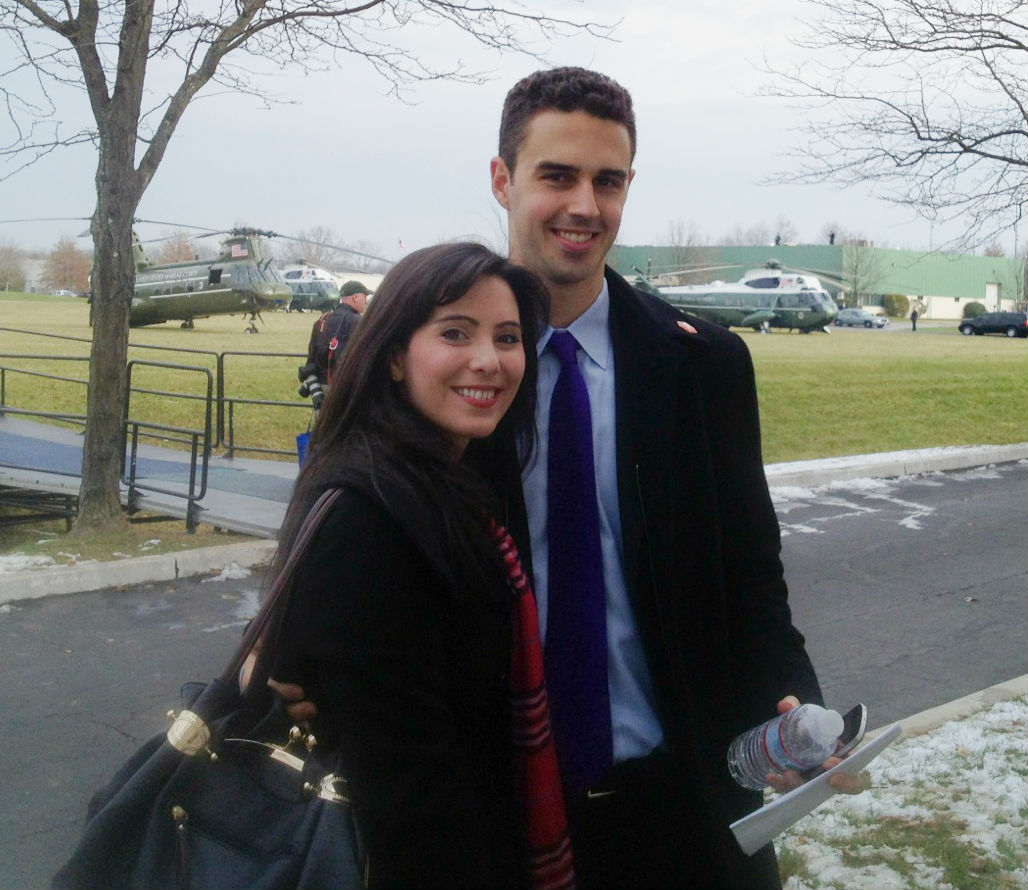 Bride-to-be Blogger Stephanie: Telling President Obama All About My White House Proposal