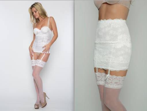 Bethennny Frankel Adds Bridal Shapwear Lingerie to Her Skinnygirl World