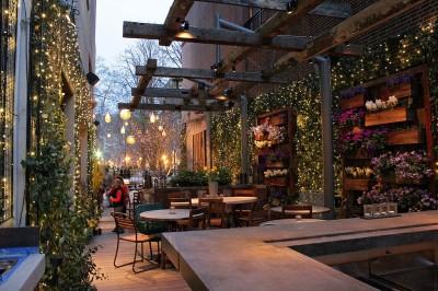 50 Best Restaurants Poll Talula S Garden