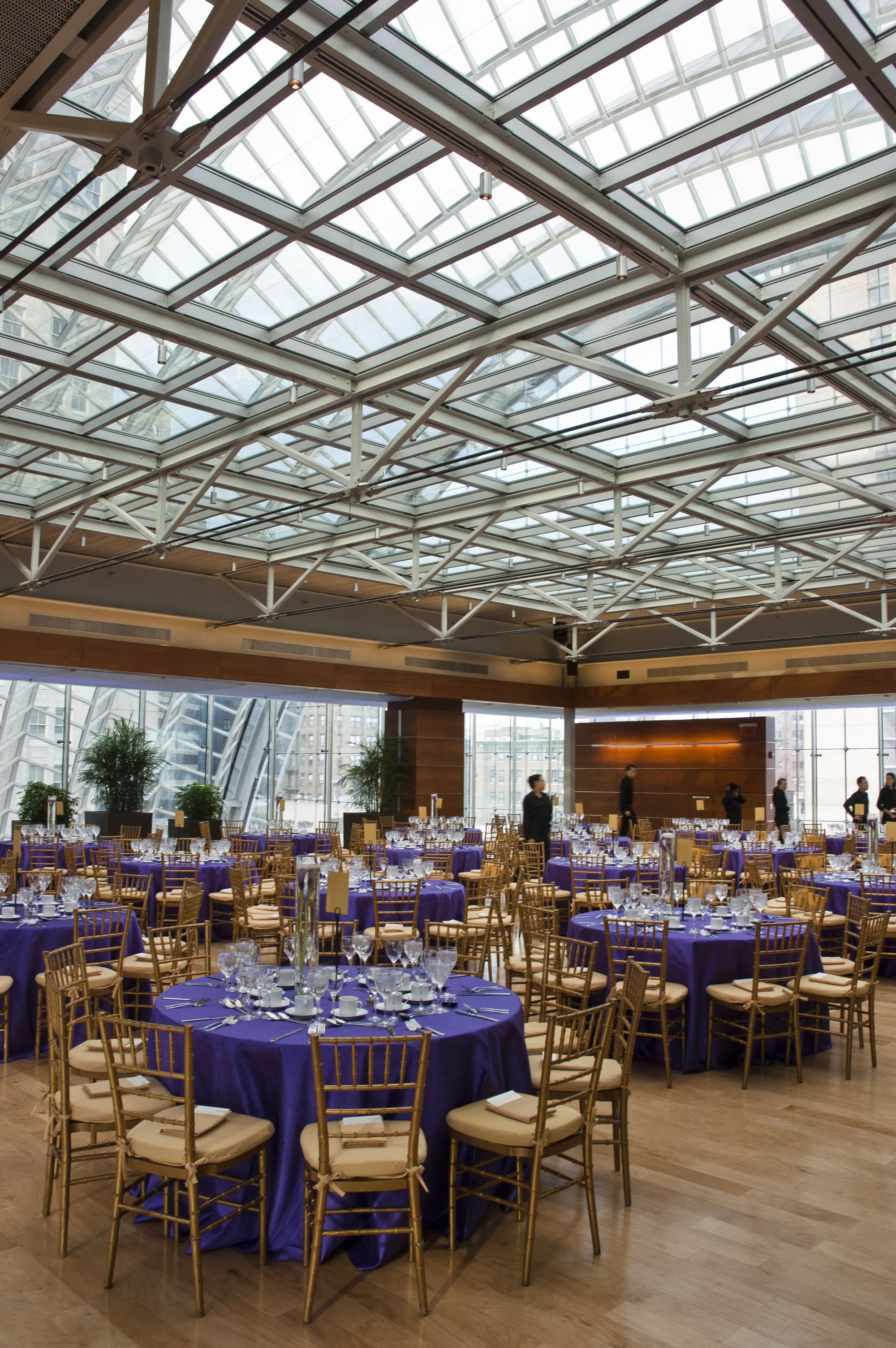 New Philadelphia Wedding Venues: Hotel Monaco & The Kimmel Center's Rooftop Redo