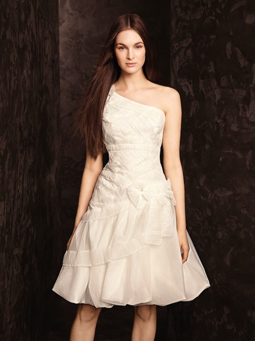WHITE by Vera Wang Adds Two Exclusive Web Styles to Spring 2013 Collection