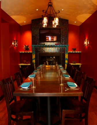 Cantina Feliz Private Dining Room Jason Varney