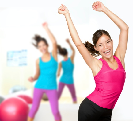 BRIDAL FITNESS: 8 Local Places to Find Dance-Fitness Classes