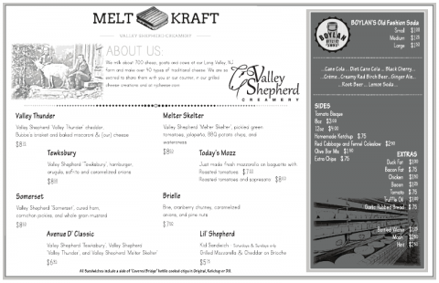 meltkraft-menu