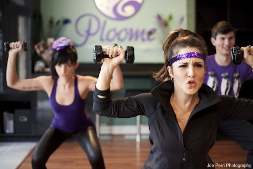9 Unique Philly Workout Classes That Will Get You Into Bridal Shape