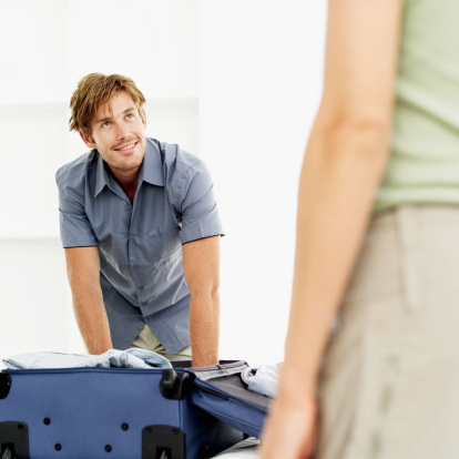 Diary of a Marriage: Husbands vs. Wives: The Packing Wars
