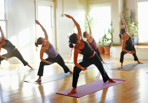 BRIDAL FITNESS: 7 Local Fun Workout Classes You'll Love