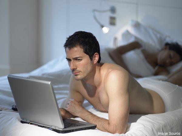 man porn watch why Why do men… Watch porn?