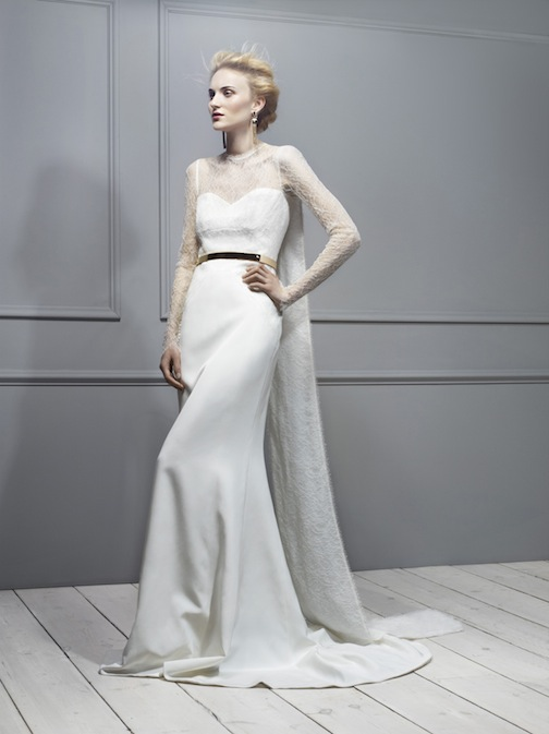 PHOTOS: NET-A-PORTER Launches Exclusive Bridal Collection With 8 Fashion Designers