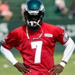 Philadelphia Eagles quarterback Michael Vick