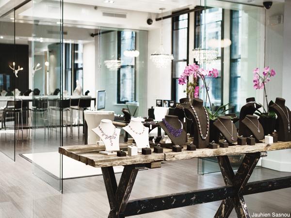 ... Drake Fifth Floor Jewelry Showroom Rittenhouse Square Philadelphia1