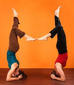 to do inversion workshop at dig yoga