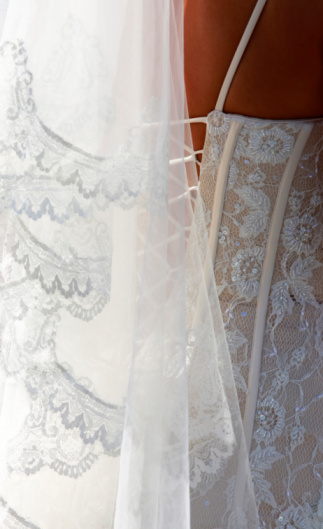 Bride-to-be Blogger Kristy: My Debate Over the Veil