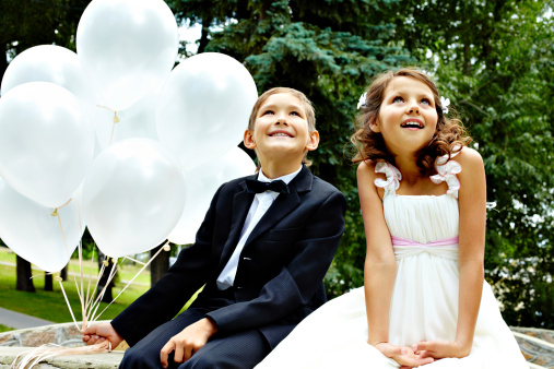 Deciding Whether to Have Kids at Your Wedding: The Good, the Bad & the Definitely Not Cute