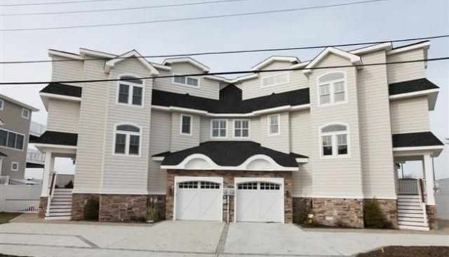Sea Isle Bayfront Property for sale.