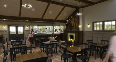 Brittingham's - Interior - Morrissey Design