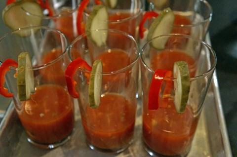 Oyster Shooters from Team Moshulu