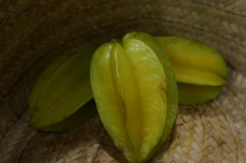 The First Mystery Ingredient: Star Fruit