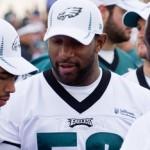 Philadelphia Eagles LB Akeem Jordan