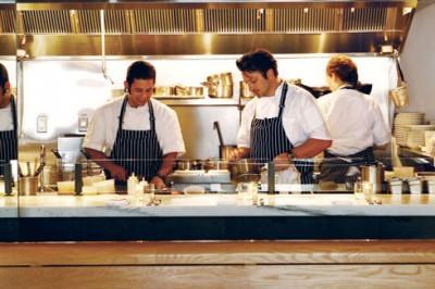 Bryan Sikora at a.kitchen - Photography by Jason Varney